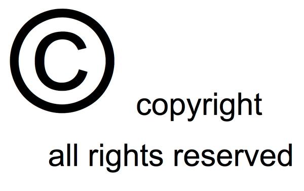 Копирайт – знак защиты авторского права